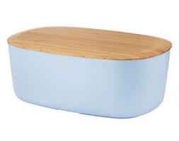 RIG-TIG by Stelton - Chlebak - Pojemnik na Chleb z Deską Bambusową - Niebieski