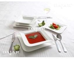 Komplet obiadowy Fala 18-elementowy AMBITION