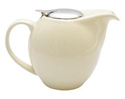 Kremowy dzbanuszek do parzenia herbaty, 1l