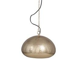 Zuiver :: Lampa Wisząca Hammerded Oval Mosiężna