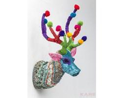Kare design :: Dekoracja Głowa Jelenia Fiesta Colore