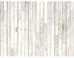 Drewniana Ściana - Pionowe Deski - fototapeta
