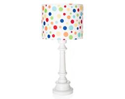 Lampa stojąca Kolorowe Kropki ze ściemniaczem