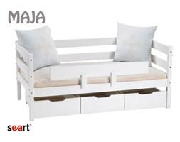 Łóżko sosnowe parterowe Maja BASIC 65 70x160cm