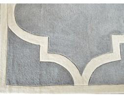 Dywan 'Fez' szaro - kość słoniowa