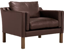 Børge Mogensen 2211 chair dark brown