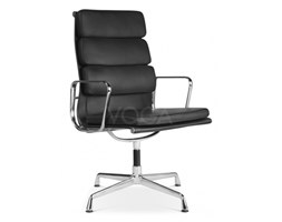 EA208 soft pad office chair black