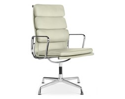 EA215 soft pad office chair cream