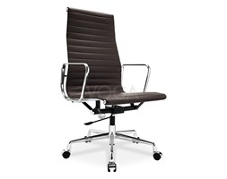 Eames Chair EA 119 dark brown