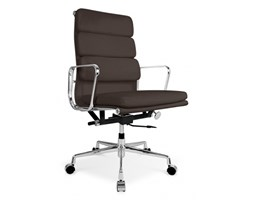 Eames Chair EA 219 dark brown