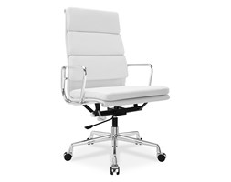 Eames Chair EA 219 white