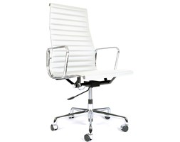 Eames Chair EA 119 white