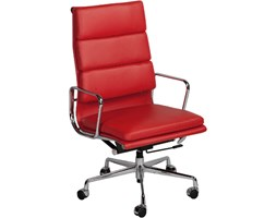 Eames Chair EA 219 red