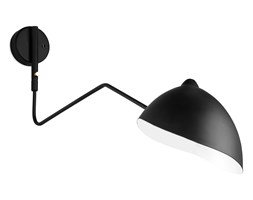 Lampa Ścienna MSC-R1C Style Contemporary Czarny