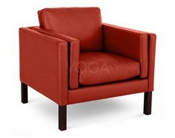 Børge Mogensen 2331 chair red