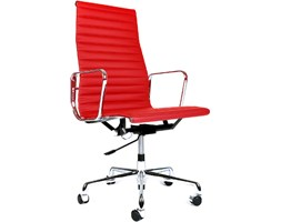 Eames Chair EA 119 red