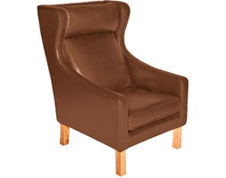 Style-2204 Wingchair brown