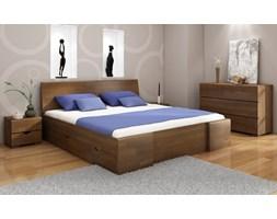 Łóżko sosnowe Visby Hessler High Drawers