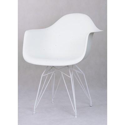 Krzesła białe VISION COMFORT VC111B