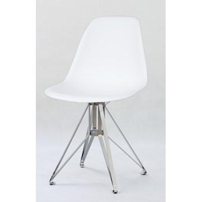 Krzesło białe STABILITY SLIM STS112B