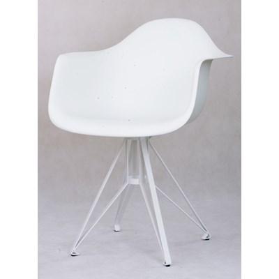 Krzeslo biale STABILITY COMFORT STC111B