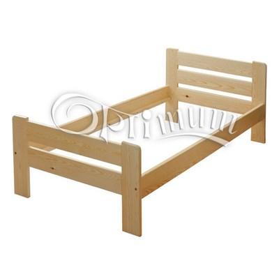 Łóżko sosnowe Relaks