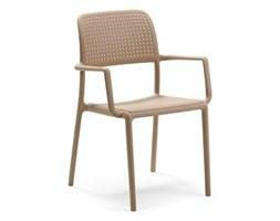 Krzesło z podłokietnikami Bora