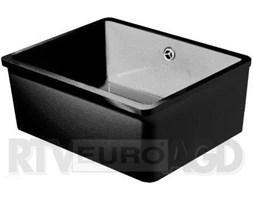 Duravit Vero 60 XL (czarny) Zlewozmywak prostokątny