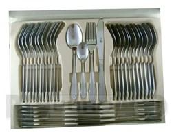 Domotti Maria w aluminiowej walizce 69806 Komplet sztućców