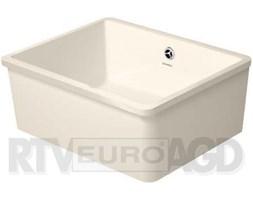 Duravit Vero 60 XL (kremowy) Zlewozmywak prostokątny