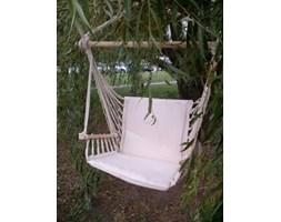 Huśtawka ogrodowa hamak 100x48, beż