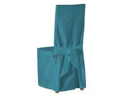 Dekoria Sukienka na krzesło Börje, turkus, krzesło Börje, Etna