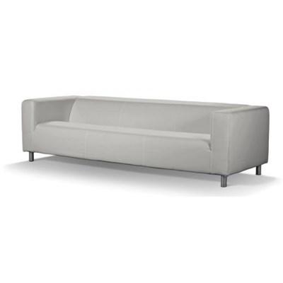 Dekoria Pokrowiec na sofę Kilppan 4-osobową, jasny popiel, Sofa Klippan 4-osobowa, Etna
