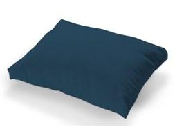 Dekoria Poszewka na poduszkę Tylösand 1 szt., Ocean Blue (morski niebieski), poduszka Tylösand, Cotton Panama