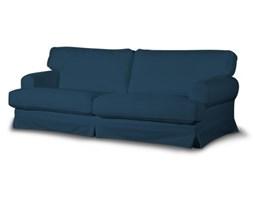 Dekoria Pokrowiec na sofę Ekeskog rozkładaną, Ocean Blue (morski niebieski), sofa ekeskog rozkładana, Cotton Panama