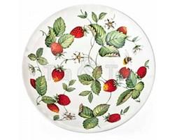 Talerz do ciasta Alpine Strawberry 31cm Roy Kirkham 5106