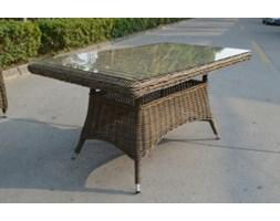Stół ogrodowy BILBAO CORNER, szaro-beżowy