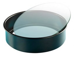 Forma ze szklanym dnem Crystal Baking 26 cm - KAISER