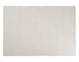 Linie Design Tile Sand Dywan Wełniany Ręcznie Pleciony Kolor Piaskowy 160x230 cm - 480725