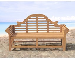 Drewniana lawka ogrodowa 180 cm JAVA Marlboro