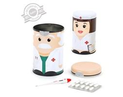 """Balvi: Komplet pojemników na leki """"Dr.&Nurse"""""""