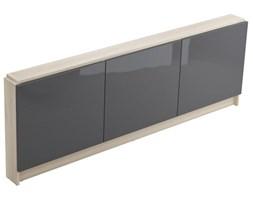 Panel meblowy do wanny SMART 160 czołowy szary S568-025 Cersanit