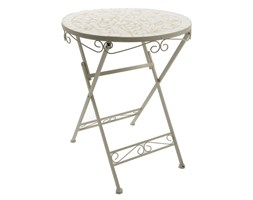 Metalowy stolik wysokość 70 cm 841149