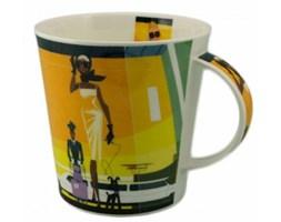 Kubek Cairngorm Monsieur Z Yellow 480ml Dunoon 1111S