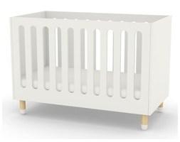 FLEXA Play łóżeczko Baby, biały, wym: 60 * 120 cm
