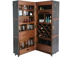 Kare design :: Shipping Trunk Bar Colonial