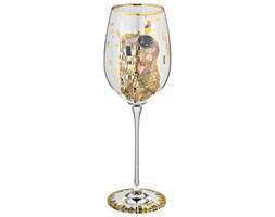 Kieliszek do wina Pocałunek Gustaw Klimt