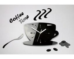 Zegar ścienny FILIŻANKA - COFFE TIME