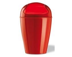 Koziol Kosz na Śmieci Del M Czerwony - k5775555