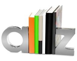 "Balvi: Podpórki do książek ""A..Z"""